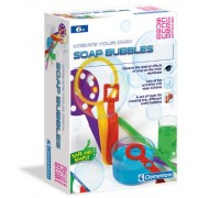 Clementoni Create Your Own Soap Bubbles Kit