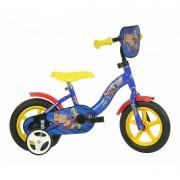 Bicicleta pentru copii Dino Bikes Pompierul Sam, 10 inch