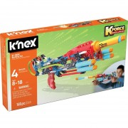 Set De Construcción De Ballesta Knex -Rojo