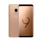 "Samsung Smartphone Samsung Galaxy S9 Sm G960f Dual Sim 64 Gb 4g Lte Wifi 12 Mp Octa Core 5.8"" Quad Hd+ Super Amoled Refurbished Sunrise Gold"
