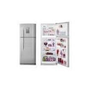 Refrigerador / Geladeira Electrolux, Frost Free, 2 Portas, 433L, Inox - TF51X