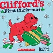 Clifford's First Christmas, Hardcover/Norman Bridwell