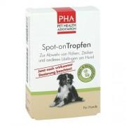 PetVet GmbH PHA Spot-on Tropfen f.Hunde 4X2 ml