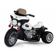 Motocicleta chopper Politie pentru copii electrica 25W 6V