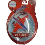 Disney Planes - Premium Bulldog Die Cast Plane with Spinng Propellers