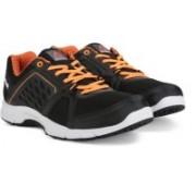 REEBOK EDGE QUICK 2.0 Running Shoes For Men(Black, White, Orange)