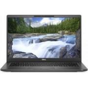 Laptop Dell Latitude 7400 Intel Core (8th Gen) i7-8665U 512GB SSD 16GB Win10 Pro FullHD FPR Tastatura iluminata Carbon Fiber