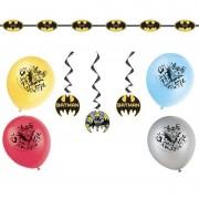Fun & Feest party gadgets Batman themafeest decoratie feestartikelen pakket