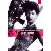 Video Delta Masters of american music - Sarah Vaughan - The divine one - DVD