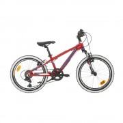 Детско колело Shockblaze Ride 20'', 6sp червено