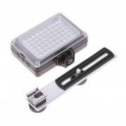 Yongnuo Yn-0906 54-led Portable LED Video Light Temperatura De Color 5500K Para Camara Y Accesorios De La Camara Fotografica Videocamara