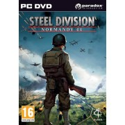 Ikaron Steel Division Normandy 44 Deluxe Edition