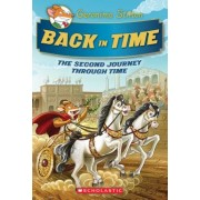 Back in Time: The Second Journey Through Time, Hardcover