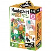Headu montessori my first puzzle the jungle it22380