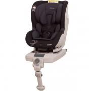 Scaun auto Coto Baby Aurora cu sistem Isofix negru