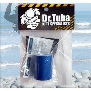 Dr Tuba Sticky Back Dacron BLUE