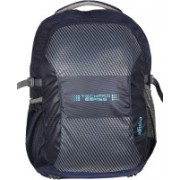 Alfisha Techpro Series Laptop Backpack - Fits Up to 18-Inch Laptops |Casual Backpack(Navy Blue) 30 Backpack(Multicolor)