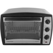 Morphy Richards 28 RSS 28-Litre Stainless Steel Oven Toaster Grill (Black) 1600 W Pop Up Toaster(Black)