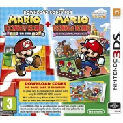 Joc consola Nintendo Mario and Donkey Kong Minis on the Move si Mario Vs Donkey Kong Minis March Again!