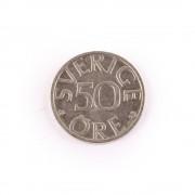 Bani de pe mapamond nr.43 - 1 ESCUDO PORTUGALIA - 50 DE ORE SUEDIA