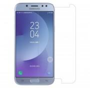 Mica Cristal Templado Para Samsung J730 Galaxy J7 Pro Glass 9H - Transparente