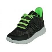 Track Style Track -style Jongens sport sneaker - army zwart - Size: 42