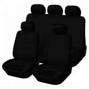 Univerzális üléshuzat garnitúra fekete (osztható) Exlusive