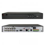 DVR 8 CAN. IBRIDO 5 IN 1 TURBO HD 720P A 25FPS ALLARMI HTVR31-VISHTVR3108A