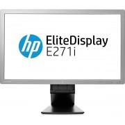 HP EliteDisplay E271i LED display 68,6 cm (27'') Full HD Zilver