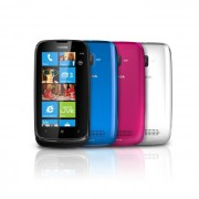 "Smartphone, NOKIA Lumia 610, 3.7"", Arm (0.8G), 256MB RAM, 8GB Storage, Win7.5, White"