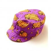 【セール実施中】【送料無料】ズーズーキャップ キッズ 帽子 ISAP6125 BAANANA