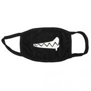 ELECTROPRIME® 8pcs Unisex Mouth Masks Anime Pattern Motorcycle Kpop Cotton Mask Crooked Teeth
