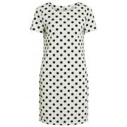 Vila Îmbrăcăminte pentru femei VITINNY NEW S / S DRESS - LUX Snow White M