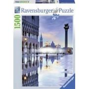 Puzzle VENETIA ROMANTICA 1500 piese Ravensburger