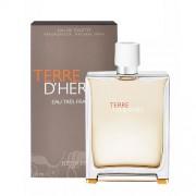 Hermes Terre D Hermes Eau Tres Fraiche 75Ml Per Uomo Senza Confezione(Eau De Toilette)