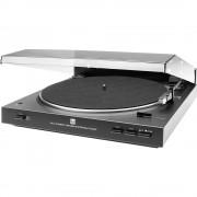 Dual DT 230 gramofon remenski pogon srebrna