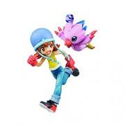 Megahouse Digimon Adventure: Sora And Piyomon G.E.M. Pvc Figure