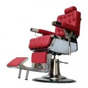 Scaun Frizer Profesional pentru Salon - Barber Constantin Rosu