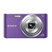 Sony CyberShot DSC-W830V - Violett