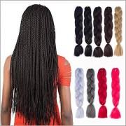 Sihui Pelucas Gran Escorpión, monocromático color, fibra química, gran escorpión, vísceras, peluquería, peluquería (color : A29 sapphire)