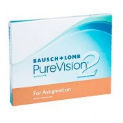 Bausch & Lomb PureVision2 for Astigmatism (3 contact lenses)