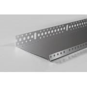 Listwa startowa cokołowa 143 mm - profil startowy cokołowy 14 cm L=2mb gr. 0,5mm pakiet 20szt.