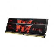 Memorie RAM G.Skill Aegis DDR4 2x8GB 2400MHz CL17 (F4-2400C17D-16GIS)