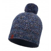 Gorro Buff Polar Hat Margo Brown Azul Marino Unica