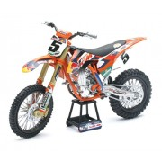 New Ray 1:10 Red Bull KTM 450 SX-F 2014 Ryan Dungey, Multi Color