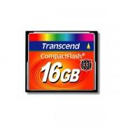 Memorijska kartica Compact Flash Transcend 16GB 133X TS16GCF133