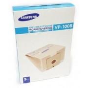 Samsung Set Di 5 Sacchetti Di Carta Originali Per Aspirapolvere Samsung Vca Vp100b *** Spedizione Gratis ***