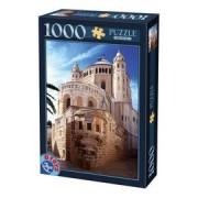 DToys Puzzle 1000 Famous Places 01 (07/64288-01)