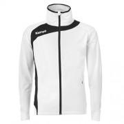 Kempa Trainingsjacke PEAK - weiß/schwarz | 152