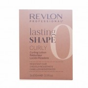 Revlon Lasting Shape Curly Curling Lotion Resistant Hair (3 X 100ml)